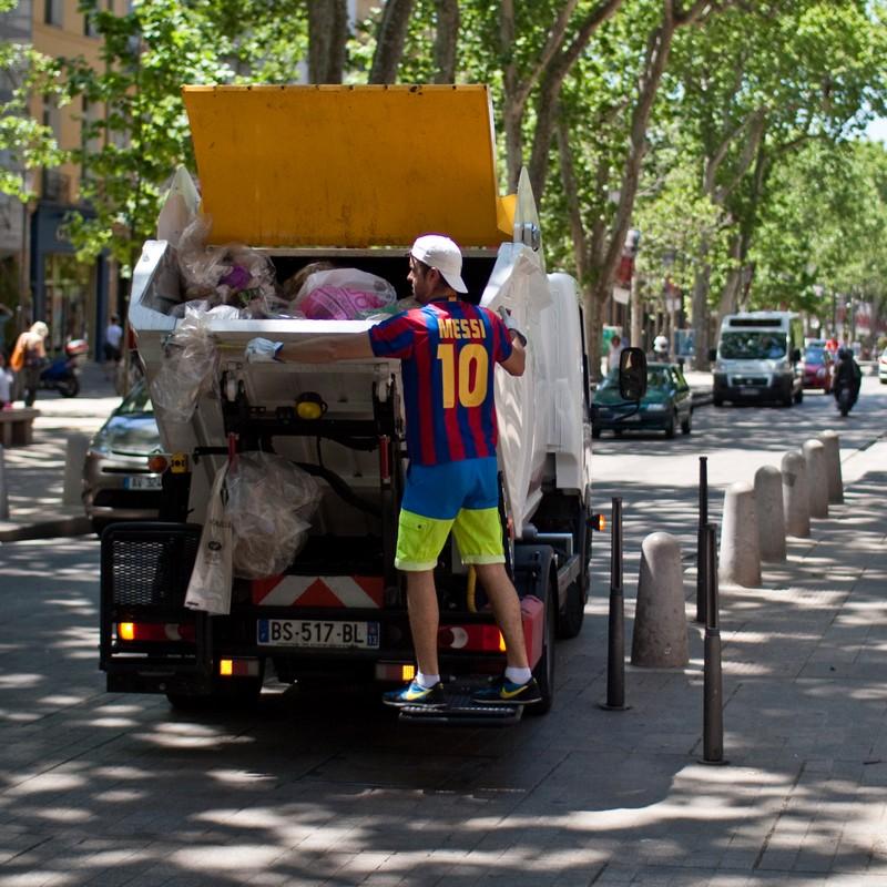 Don't Messi around!